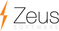 ZeusSoftware Logo